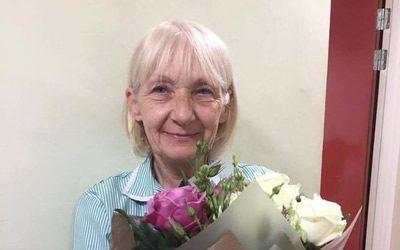 Fond farewells to Vet Nurse Jenny