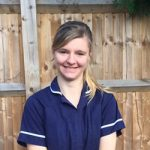 vet nurse at Bicester vets