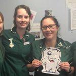 vet nurses oral health