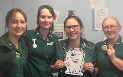 Congratulations to our Nurses