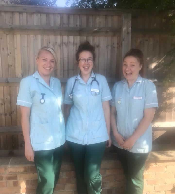 Bicester vets nurses