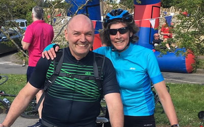 Charity Cycle Ride for Thinking of Oscar